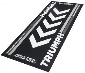 koberec pod motorku Triumph
